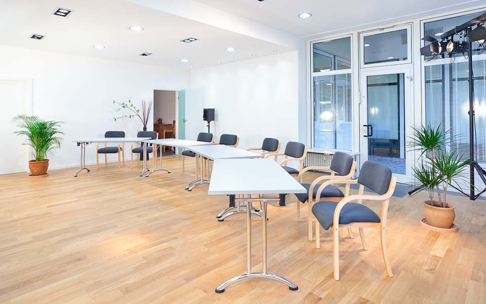 Seminarraum in Köln mieten
